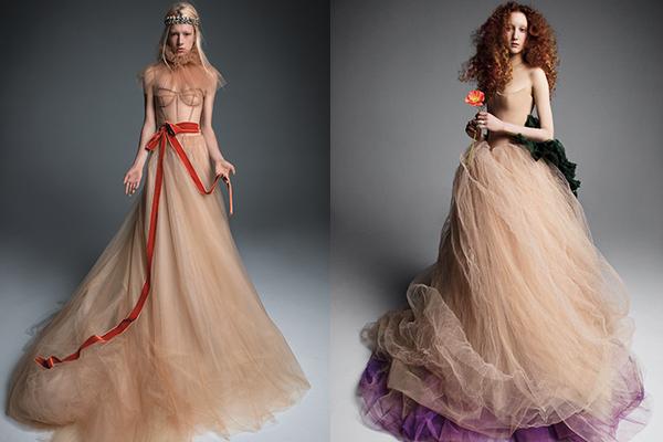 Најдобрите невестински фустани за есен 2019 - Bridal Fashion Week