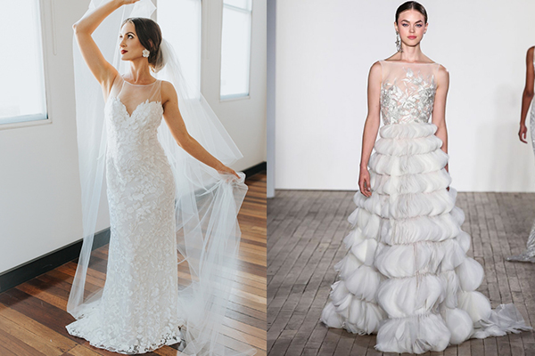 најдобрите невестински фустани за есен 2019