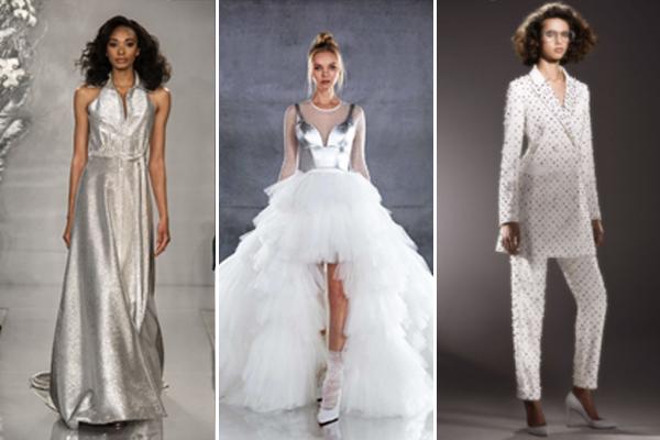 Трендови за свадба 2020 - Диско естетика