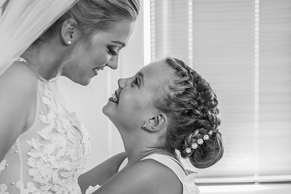 Свадбени фотографии - Трендови 2019 - Емотивни моменти