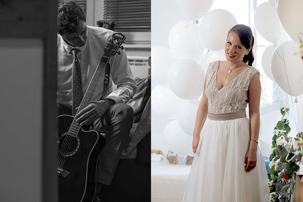 Фотки уште наредниот ден од свадбата