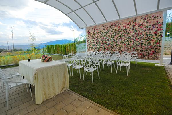 Позадини за сликање на свадба - Фото Бимбо