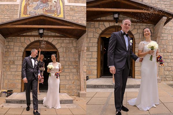 Свадбени фотографии - Сликање во црква