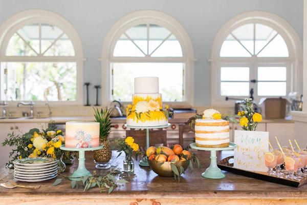 торта за свадба